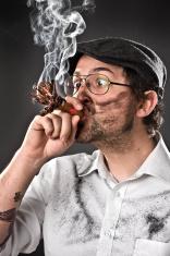 Smoker prank