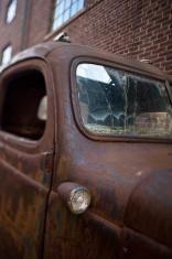 Old pickup-truck 1940