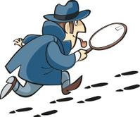 Detective's Running