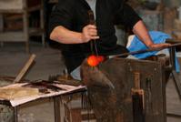 Glass maker