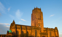 Liverpool Cathedral, England, UK