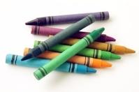 waxen colour pencils