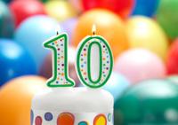 10th birthday party