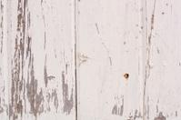 Peeling Paint on Wood Wall