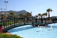 Pool in Alanya Turkey