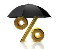 Umbrella and percentage