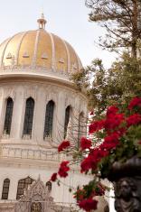 Bahai shrine, Haifa, Israel