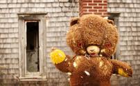 Creepy Teddy