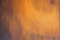 Dramatic Rust Wall