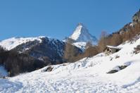 Matterhorn in Winter