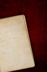 Antique Book Collage