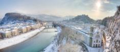 Winter Morning in Europe