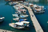 Port in Antalya