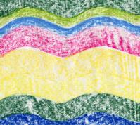 Pastel stick background