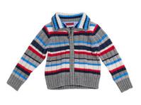 Children's stripy sweater.
