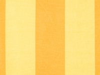 Yellow and orange stripped fabric