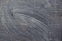 Smeared chalkboard