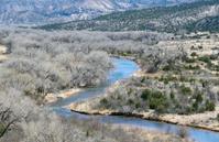 New Mexico Landscape, River