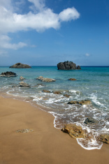 Platja Aguas Blancas, Ibiza Spain