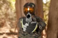 Paintball Marker Pistol