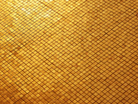 Gouden Mozaiek Tegels : Gouden tegels stockfoto s freeimages