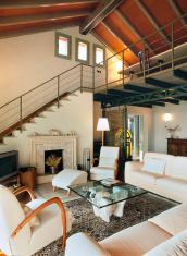 House interior living-room