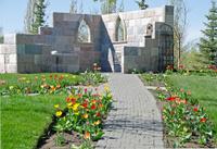 Spring Wedding Chapel