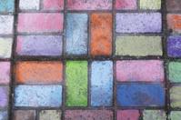 Abstract bricks