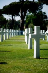 american cemetery in Nettuno