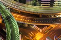 Shinjuku Highway Bridge - Tokyo, Japan