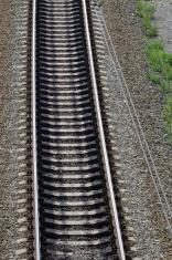 Railway  concrete  sleepers
