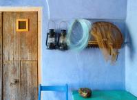 House interior sea