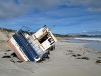 Wreck of a Trawler