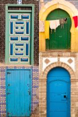 Beauty arabic door