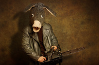 crazy donkey serial killer