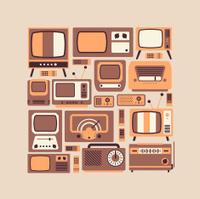 TV silhouettes