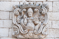 Sculpture of Saint Nicholas. Bari – Italy