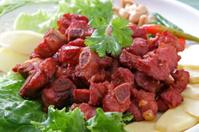Pork Spare-Ribs Marinated with garlic sauce