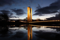 The National Carillon, Canberra, Australia