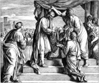 David Crowned King of Israel