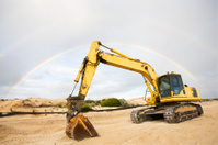 Rainbow and Digger