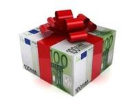 Money Gift - Euro
