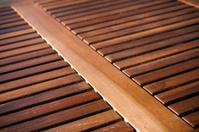 Timber Slats - Shallow Focus