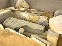 San Agustin. Colombia. Archaeological Park.