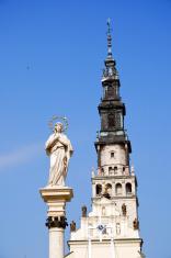 Jasna Gora sanctuary in Czestochowa - Poland