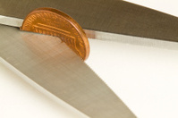 Scissors Cut Penny