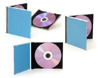 DVD/CD presentation