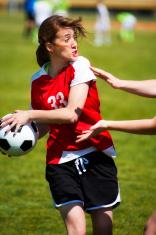 Soccer Poor Sportmanship
