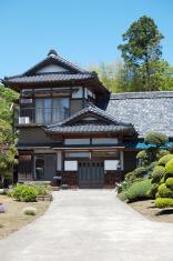 Japanese Home in Narita, Japan