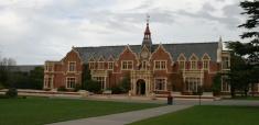Ivey Hall, Lincoln University, New Zealand.